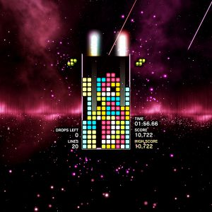 TETRIS® EFFECT NOW AVAILABLE ON PLAYSTATION®4 WORLDWIDE | TETRIS® EFFECT